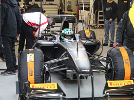 A Pirellinek új tesztautóra van szüksége, ám a csapatok vonakodnak