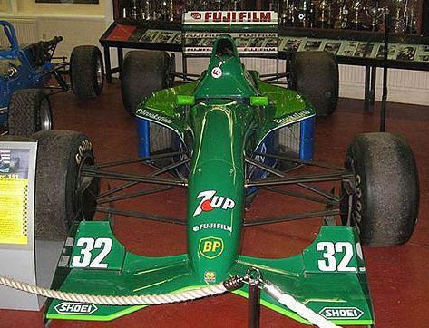 Schumacher első autója.JPG