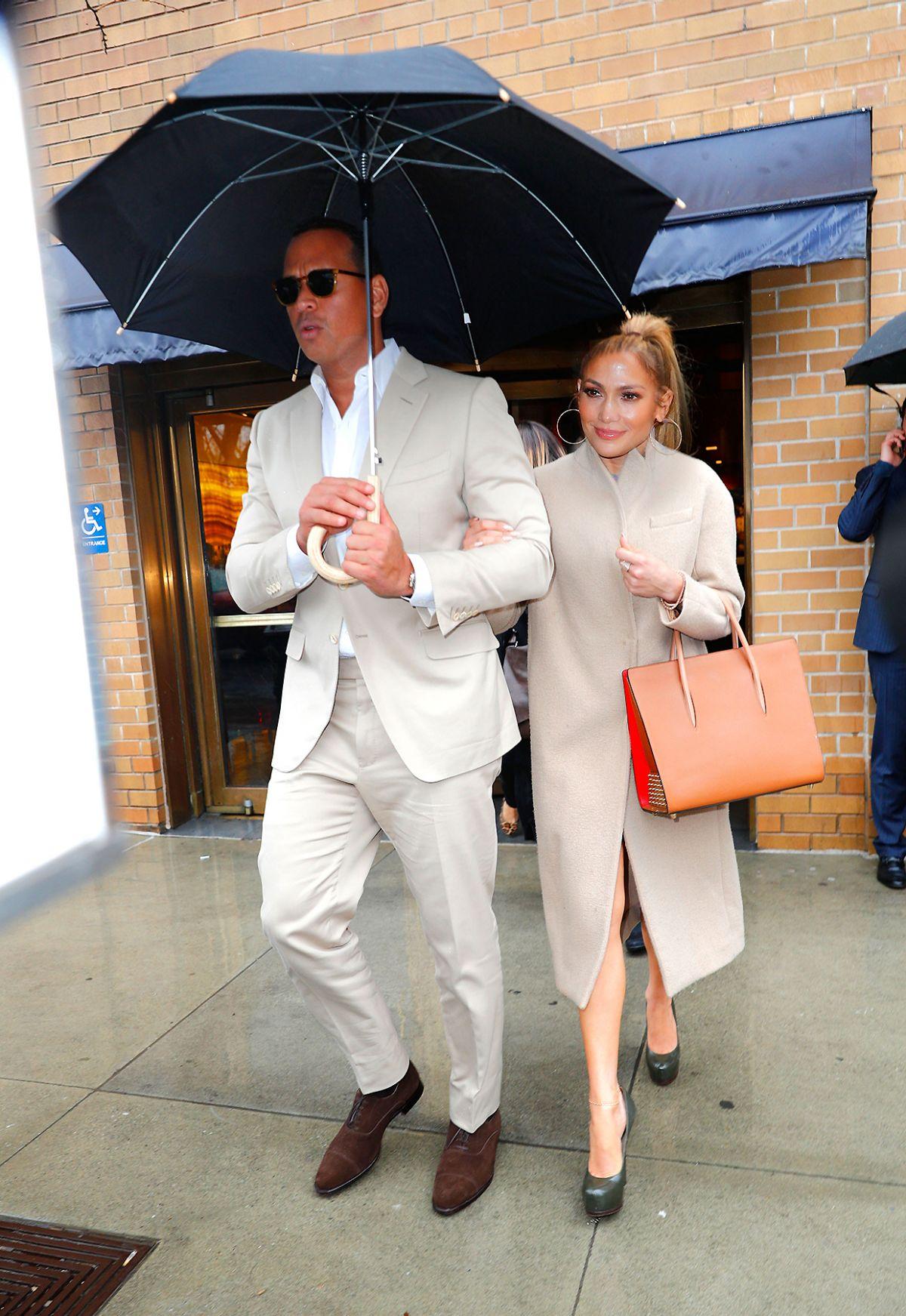 Jennifer Lopez és Alex Rodriguez
