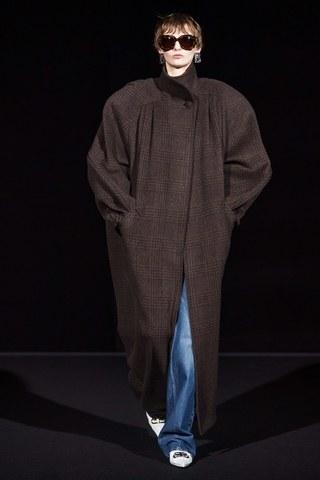 Óriás kabát - Balenciaga