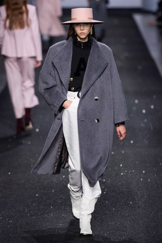 Óriás kabát - Alberta Ferretti