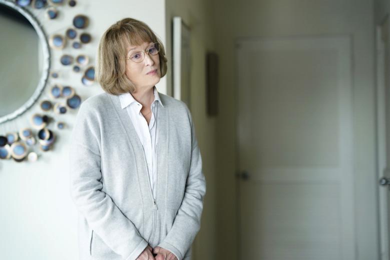 3. Mary Louise Wright a Hatalmas kis hazugságokból<br /><br />Na igen, ez az, ami azért ijesztő, mert igaz. Meryl Streep hatalmasat alakított az idegesítő öreglány szerepében, így borítékolható, hogy ezt a jelmezt meglátva egy pár embernek összeugrik majd a gyomra.