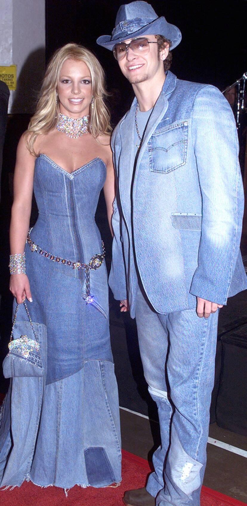 Britney Spears és Justin Timberlake