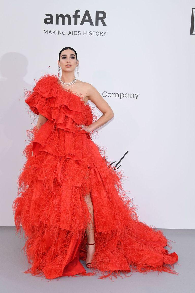 DUA LIPA<br /><br />Valentino Haute Couture<br />2019.
