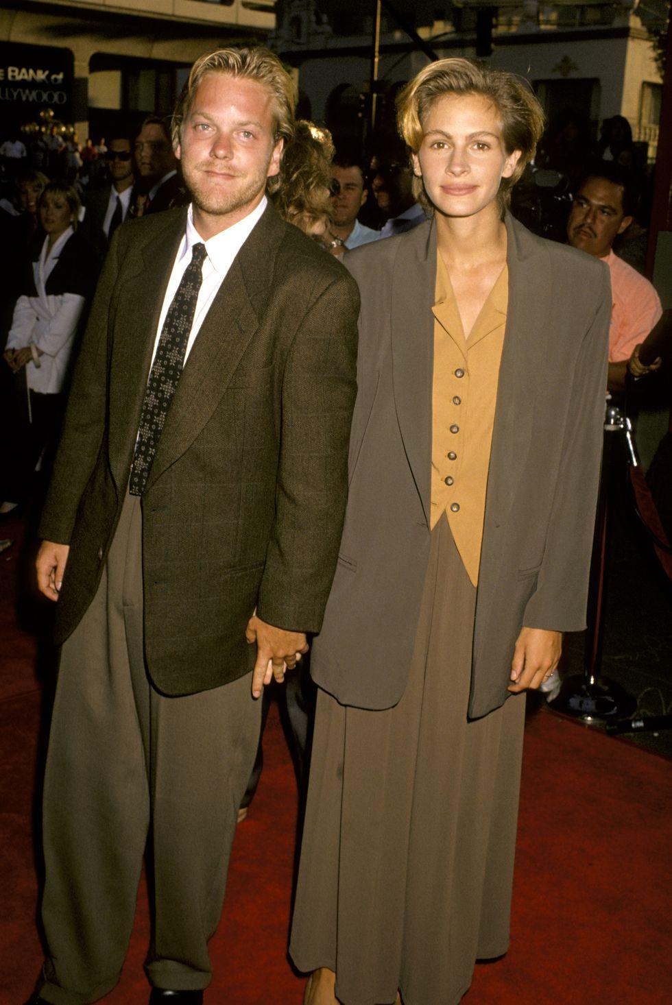 Julia Roberts és Kiefer Sutherland