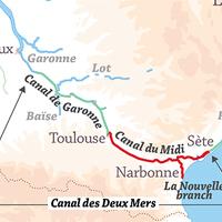 222. A Napkirály autópályája - lakóhajóval Franciaországban 1.