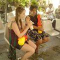 66. Songkran Bangkokban - Délkelet-Ázsia 2013 I.