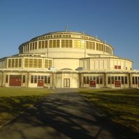 Világörökségek 20. - Centenáriumi Csarnok (Wroclaw)