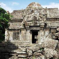 80. A semmi ágán (Preah Vihear ) - Délkelet-Ázsia 2013 VI.