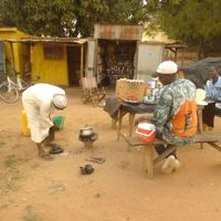 2. Patkányragu és fokhagymás lángos : Nyugat-Afrika gasztrobloggereknek - II.