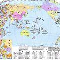 Térképek, amikből megérted a világot 2. - A világ ázsiai szemmel