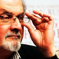 31, Botrány! Salman Rushdie-t kitiltották Calcuttából!