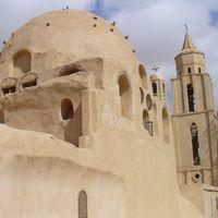 Világörökségek 9. - A Nátron-völgy (Wadi en-Natrun) kolostorai (várományosi lista)