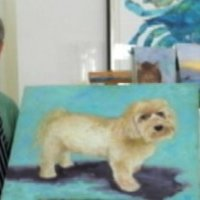 118. George W. Bush, a művész