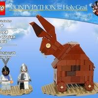 120. Gyaloggalopp LEGO-ból