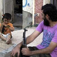 133. A szír polgárháború legmegdöbbentőbb képei