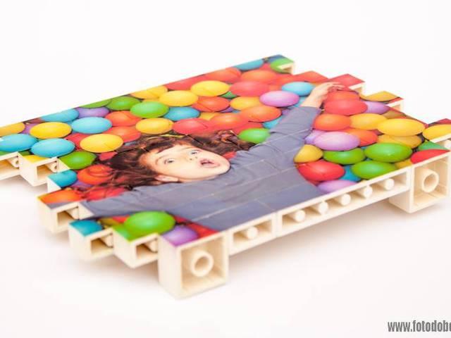 Fotó nyomtatás LEGO kockákra!