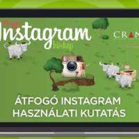 Újra itt a nagy magyar Instagram felmérés
