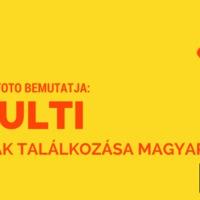 MULTIKULTI - avagy a kultúrák találkozása Magyarországon fotópályázat