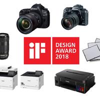 Újabb IF díjakat zsebelt be a Canon