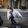 Kadir van Lohuizen a hulladékproblémák nyomában