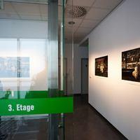 Tárlatvezetés Déri Miklós: Nyolc című kiállításán
