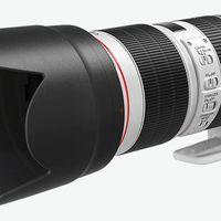 Új 70-200-as teleobjektíveket mutat be a Canon