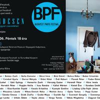 Április 6-án nyílik a BPF Csöndesen kiállítása