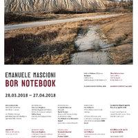 Emanuele Mascioni: Bori notesz