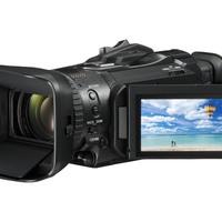 Itt a Canon legújabb profi videókamerája a Legria GX10