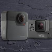 Itt vannak a GoPro újdonságai: Hero6 és Fusion