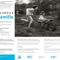 Alain Labiole: La Famille című kiállítása a Budapest Fotó Fesztiválon