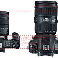 Napokon belül érkezik a Canon R - itt vannak az első képek és specifikációk