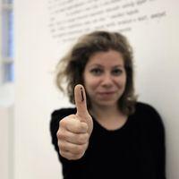 Fotómappa – Szakmai konzultáció Gerllér Judit kurátorral