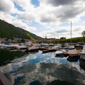 A romantikus Comó-i tó