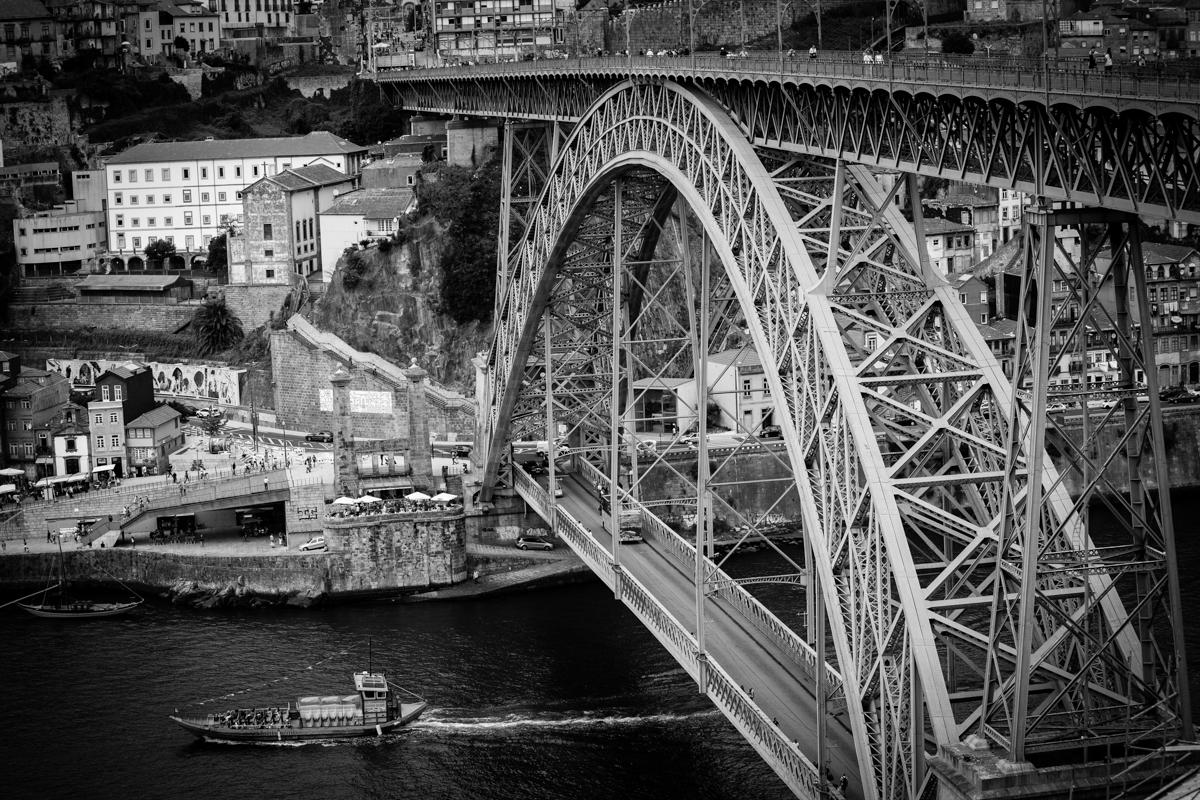 Ponte D. Luis I, Porto