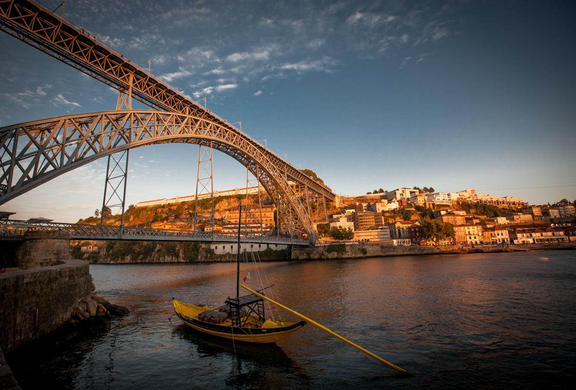 Ponte D. Luis, Porto