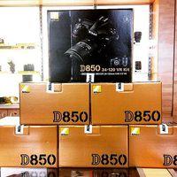 Mától átvehetőek a megrendelt Nikon D850-ek!