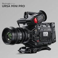 Super 35-ös képszenzorral és új elektronikával debütált az URSA Mini Pro II. generációs változata! :)