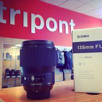 Megérkezwtt az új Sigma 135 mm f/1.8 DG Art szériás objektív. Legyél te az első, aki lecsap rá!