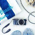 Már rendelhető az Olympus E-PL9 Pancake Zoom Kit kék színben is!  Mit gondoltok róla?