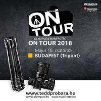 Gyere el idén is a Manfrotto On Tour rendezvényre, melynek egyik állomása idén is a Tripont lesz! Részletek itt: http://www.tripont.hu/esemenyek?hirfolyam_id=172