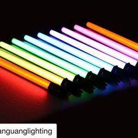 Az a híres RGB88 fénykard... @nanguanglighting ・・・
