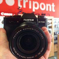 Megerkezett az új X-T30 ! Gyertek próbáljátok ki! #fujifilmxt30