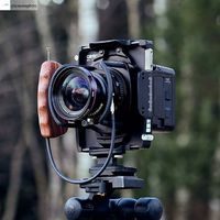 A Phase One digitális hátfalak rendkívül sokoldalúak. Kombináld kedvenc digitális hátfalad egy műszaki kamerával, amely tökéletes eszköze a tájkép és építészeti fotózáshoz. Neked mi a kombinációd? #phaseonephoto #mediumformat