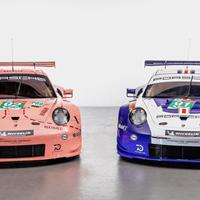 A Porsche két különleges festéssel készül Le Mans-ra