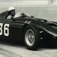 D50, még a Scuderia Lancia színeiben