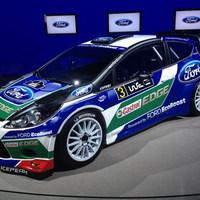 Beharangozó a 2012-es WRC idényhez