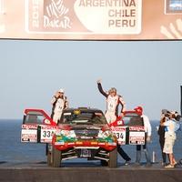 Rajtol a 2012-es Dakar