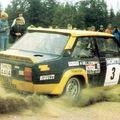 Galéria: A Fiat 131 Abarth világbajnoki győzelmei